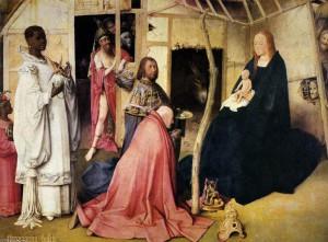 Adoración de Bosch
